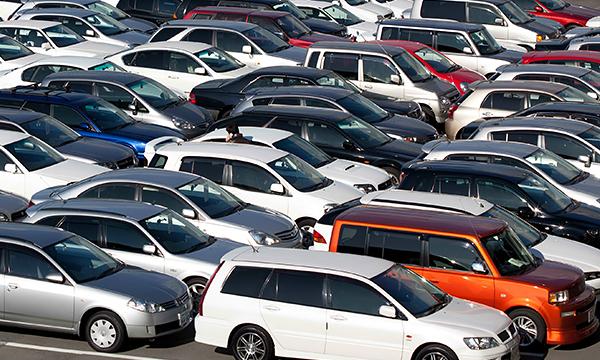В России доля автомобилей с правым рулем составила 15%