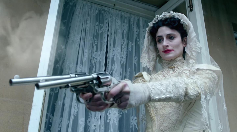 Кадр из сериала «Шерлок». Специальная серия «Безобразная невеста»