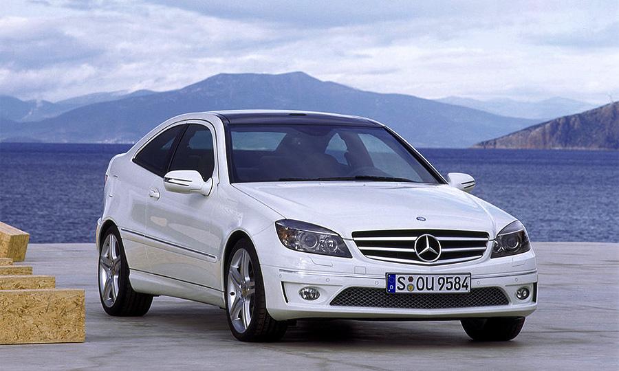 Российские дилеры Mercedes-Benz начали принимать заказы на купе CLC