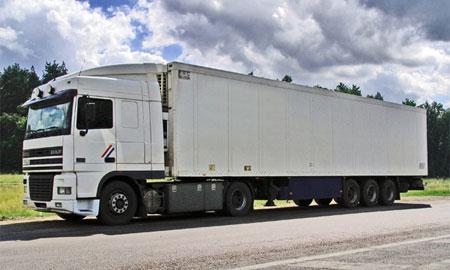 Весы-автоматы не будут пускать на МКАД перегруженный транспорт