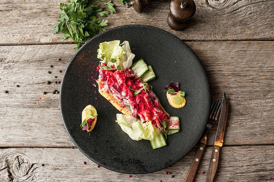 Закуска — Салат «Селянский»