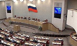 Депутаты приехали в Думу вовремя