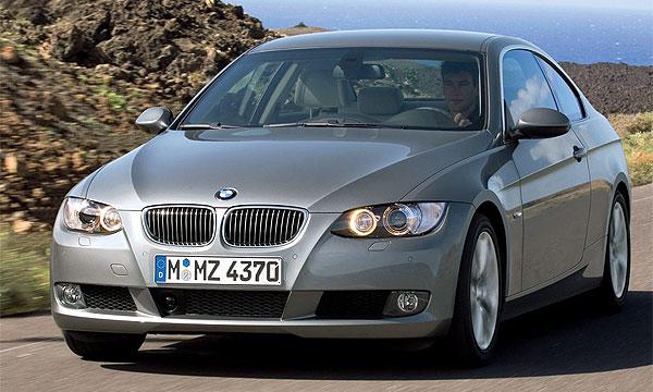 Американцы выбрали купе BMW 3 серии автомобилем года