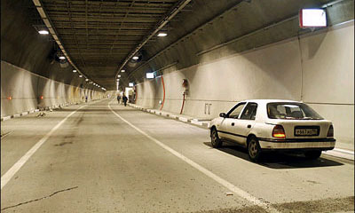 Волоколамский тоннель на Большой Ленинградке откроют в августе