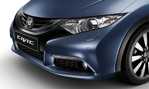 Новое поколение Honda Civic получит 1,5-литровый турбомотор