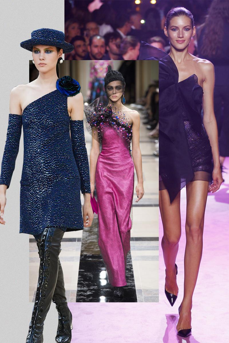 Chanel Haute Couture,Armani PrivéиAlexandre VauthierHaute Couture