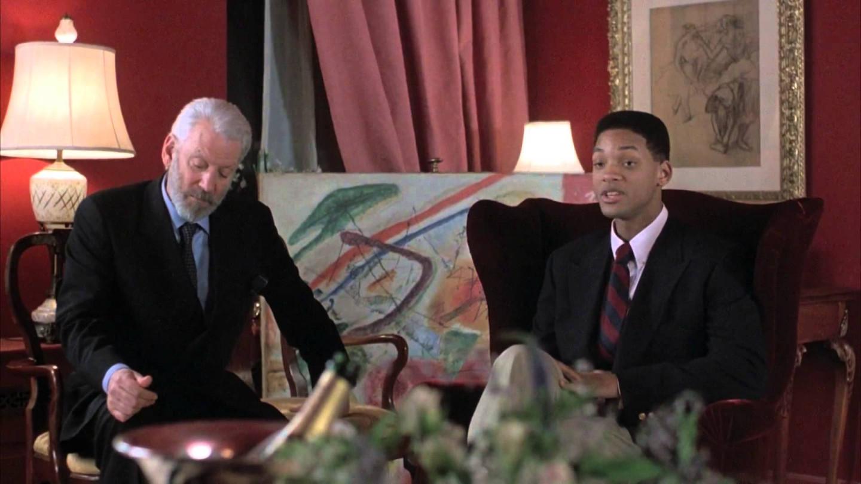 Кадр из фильма «Шесть степеней отчуждения»