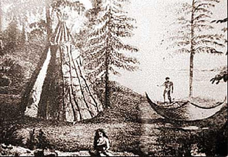 Поселение беотуков