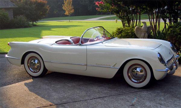Corvette #003 1953