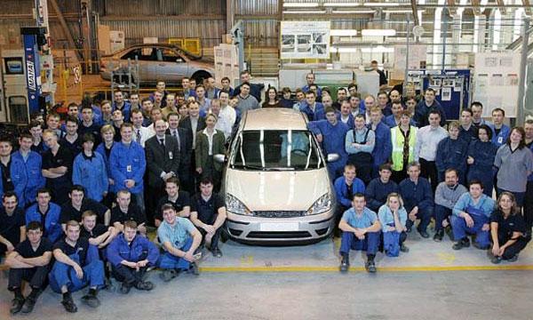 Рабочие российского завода Ford проведут митинг протеста