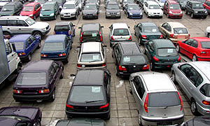 За 9 месяцев в Европе продали 13 млн автомобилей