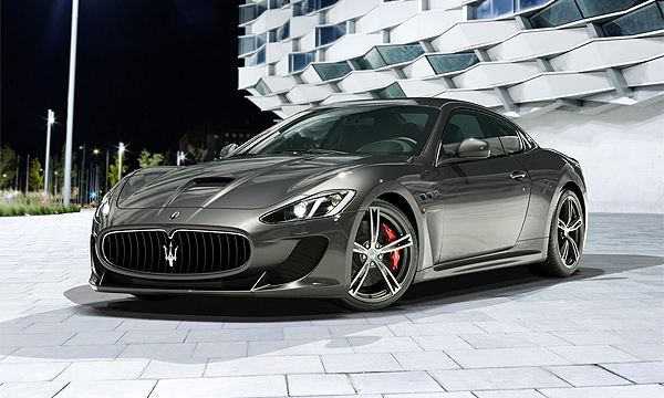 Maserati GranTurismo MC Stradale станет четырехместным