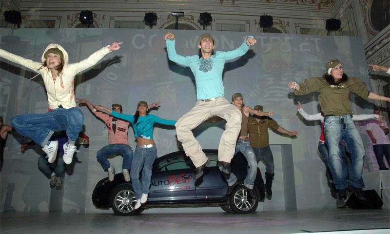 Восточная Европа выбирает лучшие автомобили
