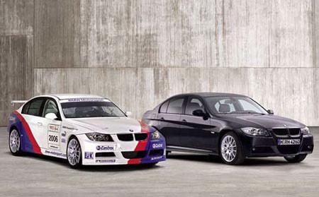 Тираж BMW 320SI составит всего 2 600 автомобилей