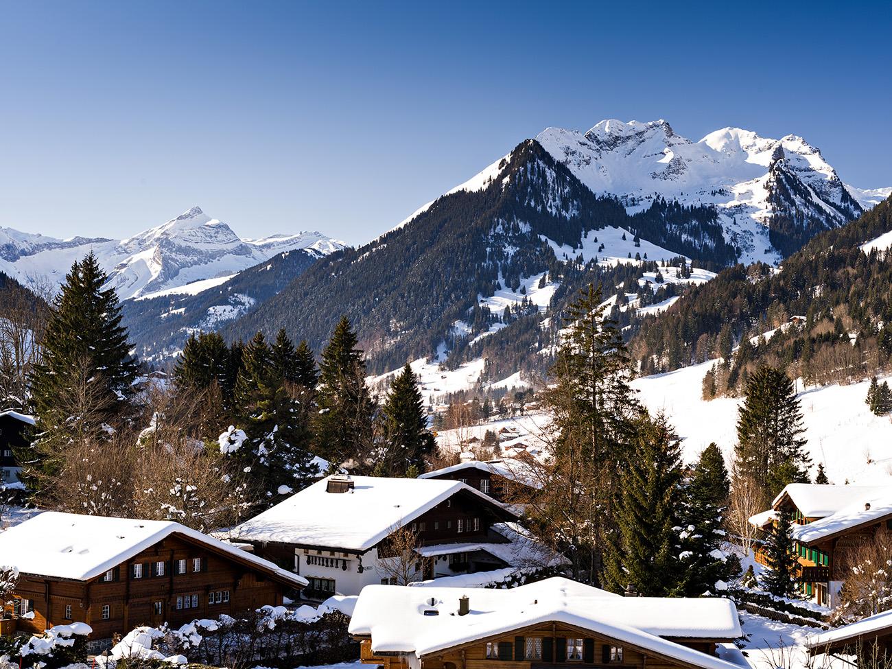 Отель Park Gstaad