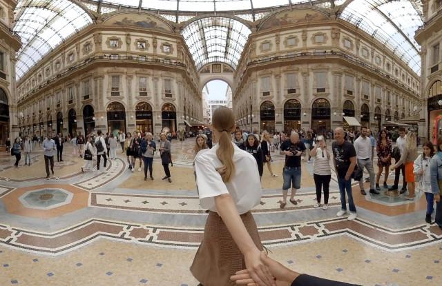 ПроектPrada Virtual Reality