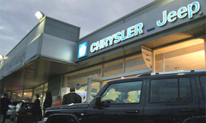 Hyundai может купить у Chrysler марку Jeep