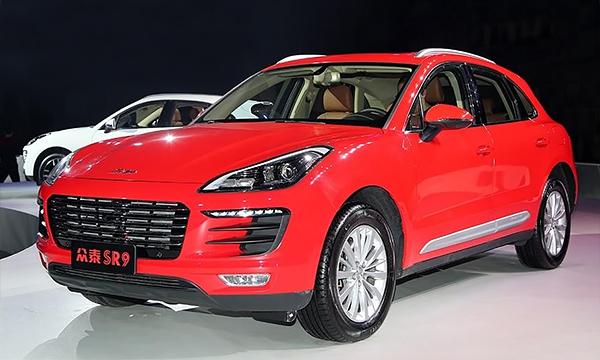 Китайский клон Porsche Macan отправили в серию