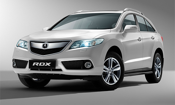 Acura RDX появится в одной комплектации