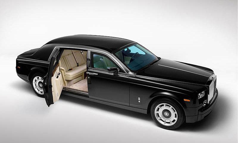 Rolls-Royce Phantom стал бронированным