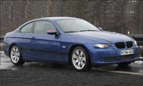 Первая информация о новом купе BMW 3 серии