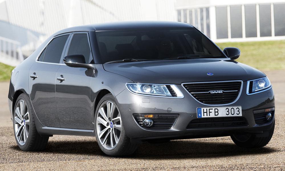 Китайцы хотят купить права на Saab 9-5