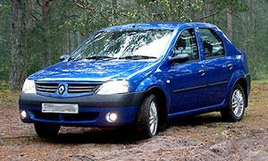 Chevrolet Aveo против Renault Logan.