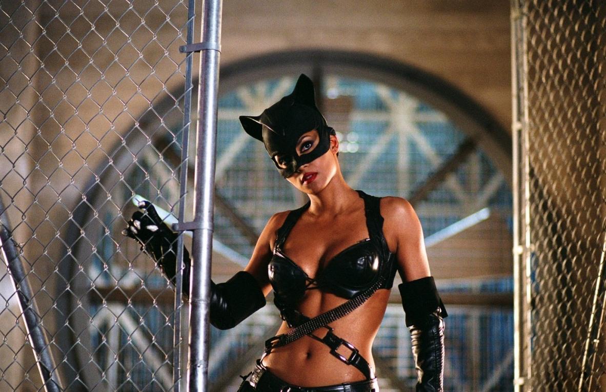 Кадр из фильма «Женщина-кошка»