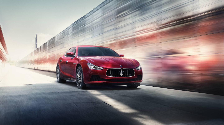 Maserati Ghibli — от 5 млн. руб.