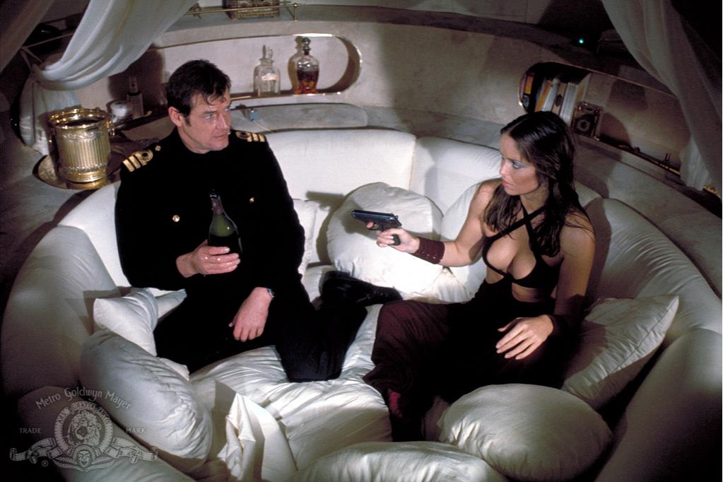 Кадр из фильма «Шпион, который меня любил»