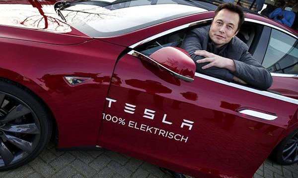 Tesla Motors открыла конкурентам свои патенты на электрокары