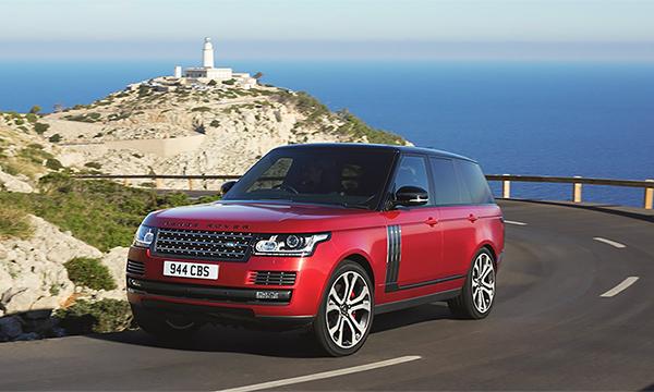 Land Rover представил обновленную версию Range Rover
