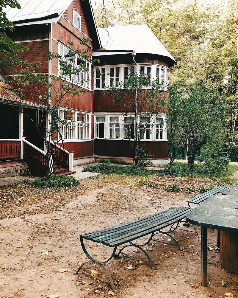 Дом-музей Пастернака