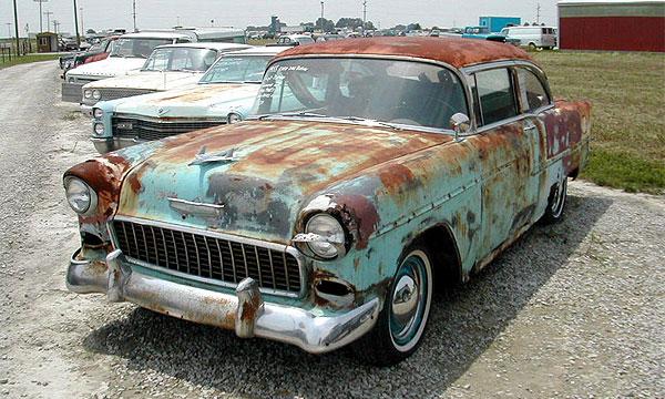 Старые автомобили обложат тройным налогом