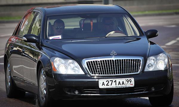 Налог на роскошь не заставит Жириновского отказаться от Maybach