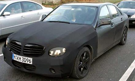 Новый Mercedes С-класс