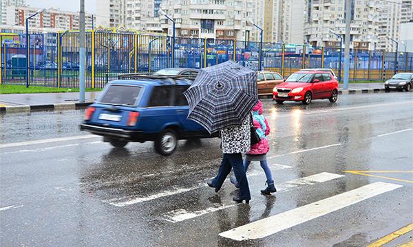 В Москве установят камеры для фиксации нарушений на пешеходных переходах