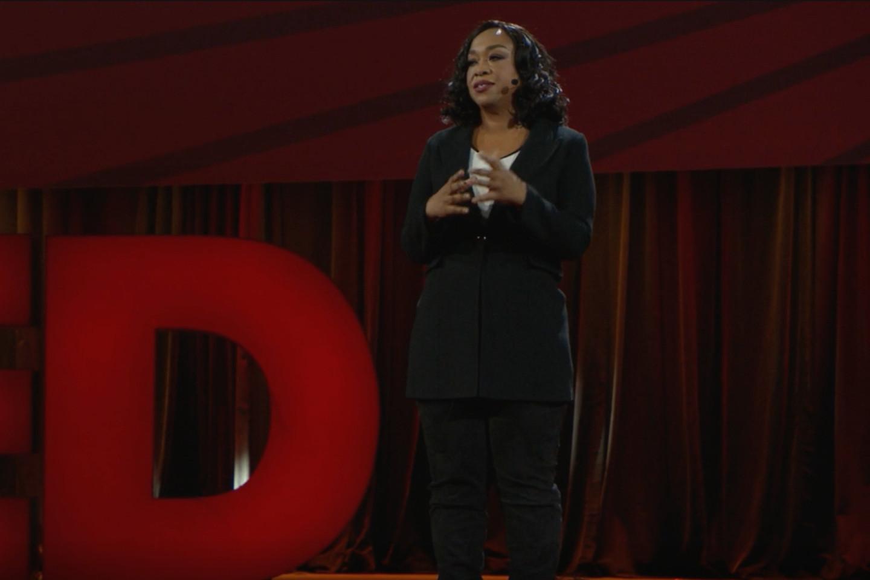 Шонда Раймс на TED