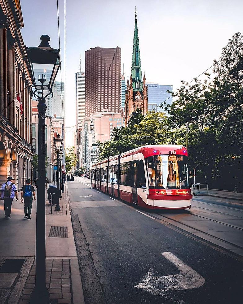 Кинг-стрит, Торонто
