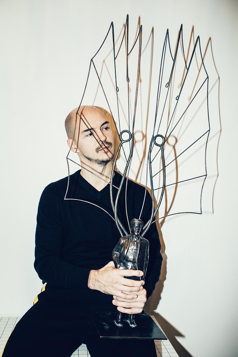 Леонид Соков, «Ленин с крыльями Летатлина»