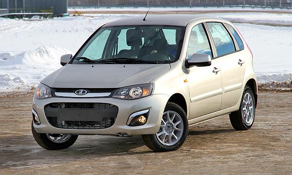 АвтоВАЗ рассказал подробности про Lada Kalina 2