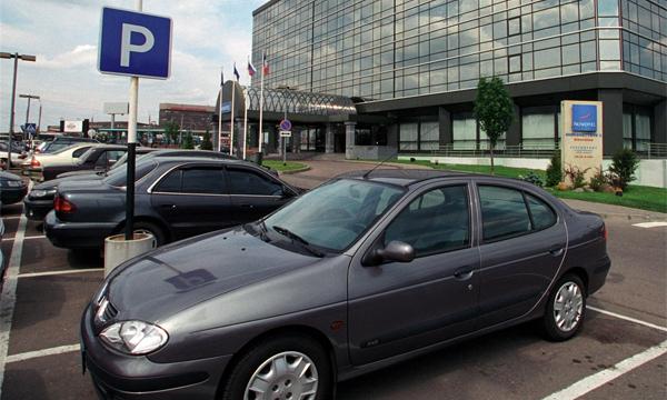 В Москве на строительство парковок потратят 115 миллионов рублей