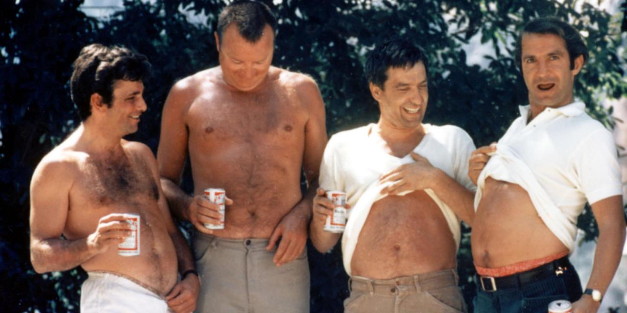 Кадр из фильма «Мужья»