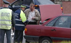 Штрафы за незарегистрированный автомобиль вырастут с 18 апреля