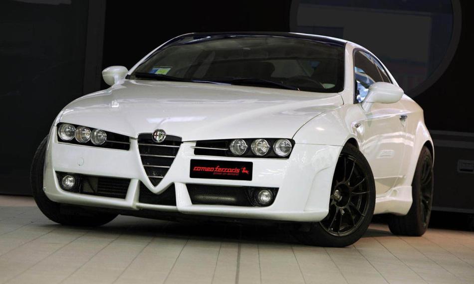Alfa Romeo Brera by Romeo Ferraris and Autodelta