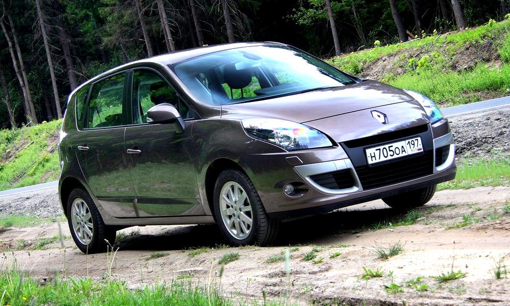 Renault Scenic: старый друг лучше новых двух