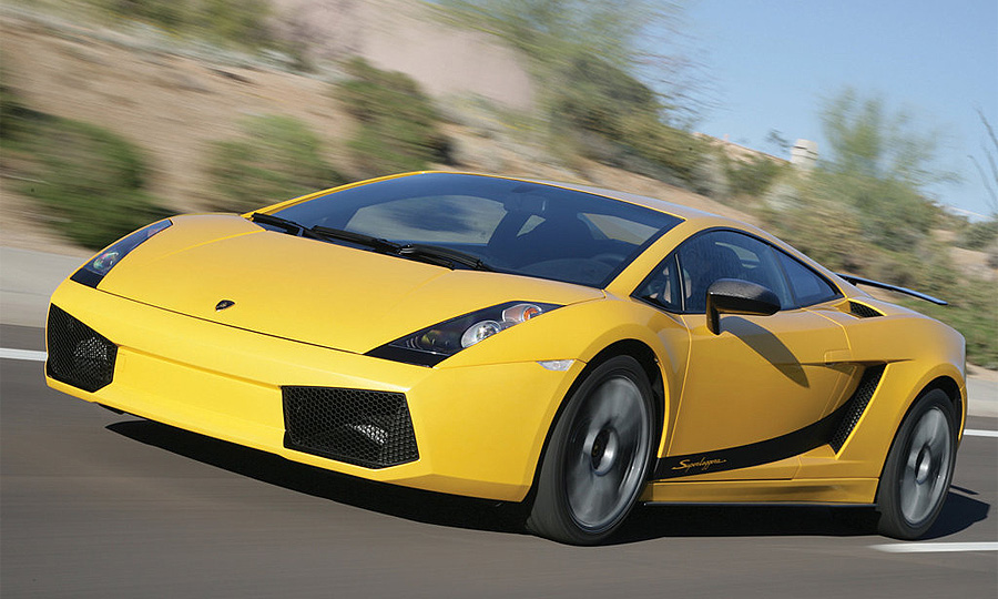 Lamborghini снял с производства Gallardo Superleggera