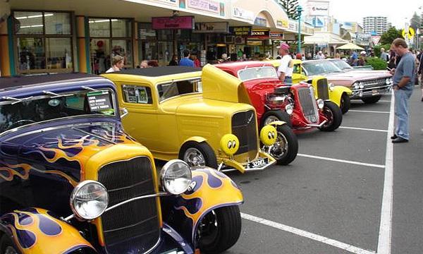 В Москве открылся новый музей старинных автомобилей