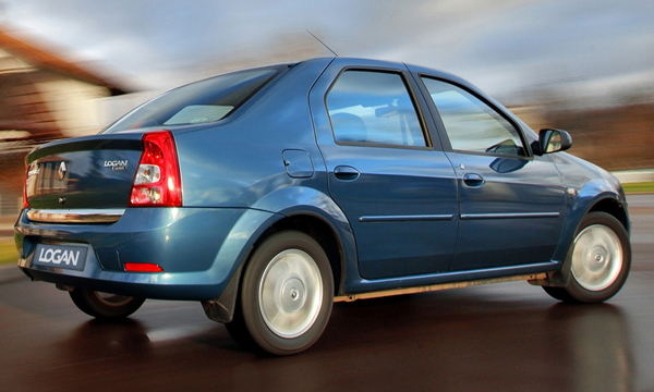 Renault выпустил 500-тысячный Logan в Москве