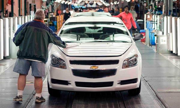 Работников General Motors увольняли за разговоры о качестве машин